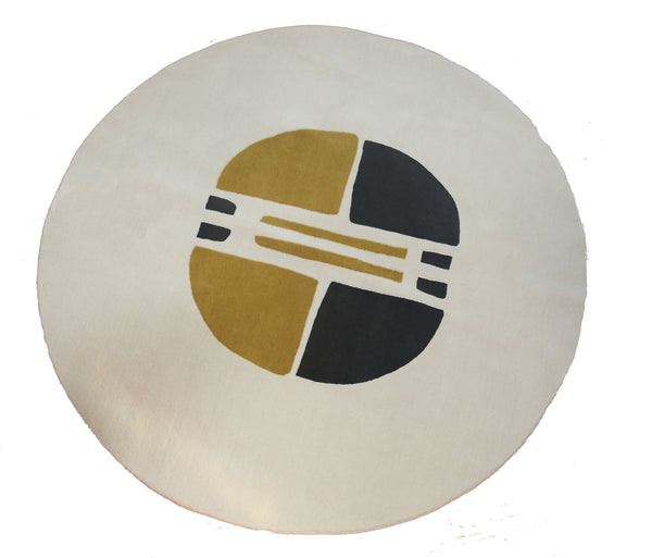 Nordic Collection Round Rug
