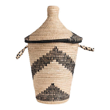 Palm Arrow Basket