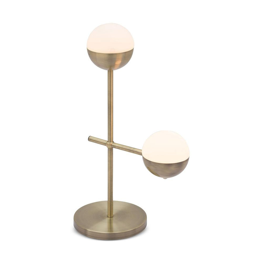 Brushed Bronze Table Lamp