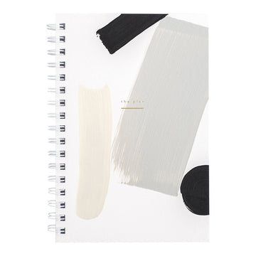 Jotter Noir Notebook