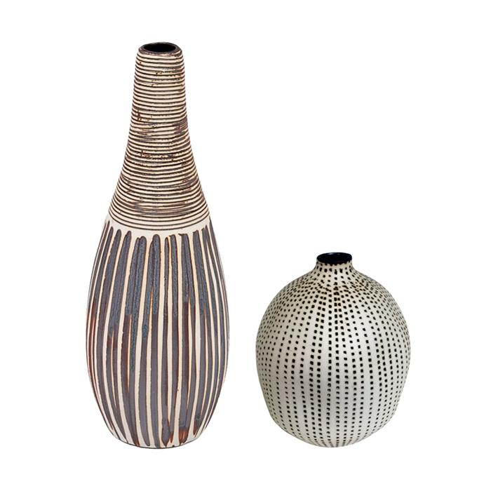 Gugu Tiny Vase and Modo Mini Vase - Set