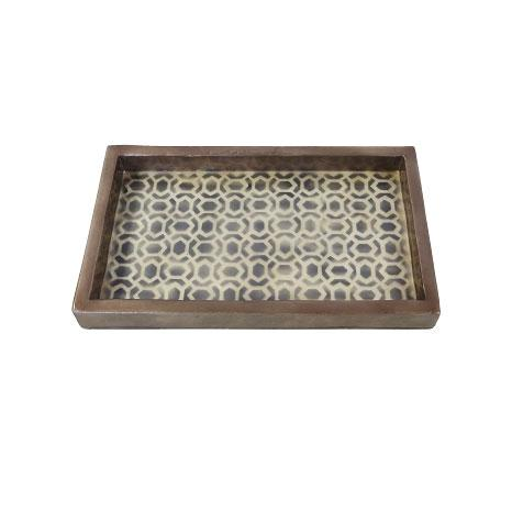 Andi Vanity Tray with Capiz