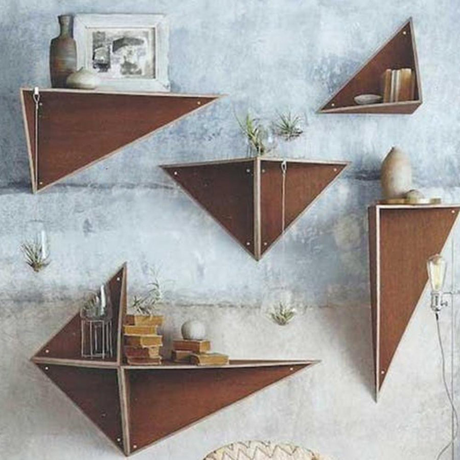 Large Angle Shelf