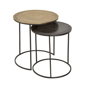 Alluminum Nesting Tables