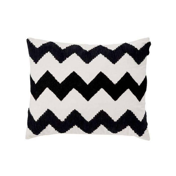 NY Chevron Pillow
