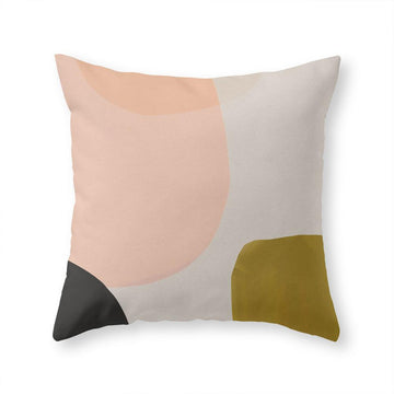 Gloop Throw Pillow