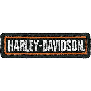 H-D Name X-Small Patch