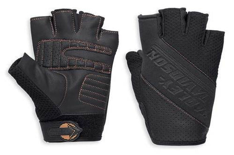 Men's Alridge Mesh Fingerless Glove w/ Coolcore Tech 97114-18VM