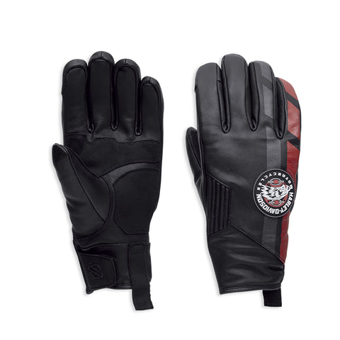 Men's Boxford Leather Gloves | Touch-Screen Compatible - 97124-19VM