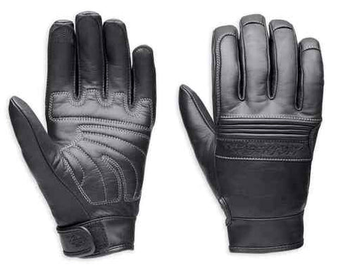 Men's Tailgater Full-Finger Leather Gloves 98304-14VM