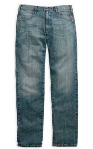 Men's Modern Straight Jeans Light Wash, Denim. 99003-15VM