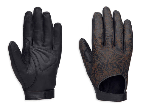 WOMEN'S ENDEAVOR LEATHER GLOVE 97325-16VW