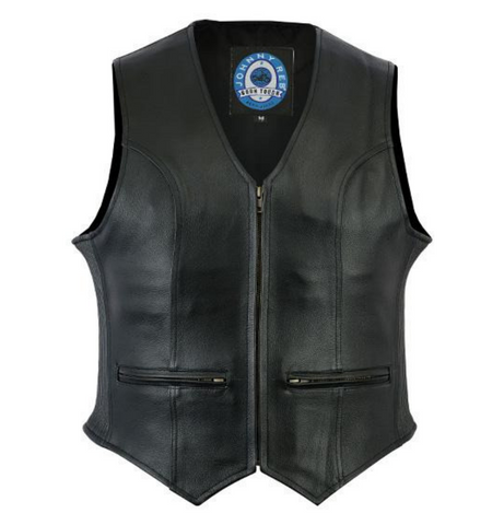 Johnny Reb Women's Ovens Leather Vest - JRV10006