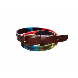 Agripina Polo Belt Multi-Coloured