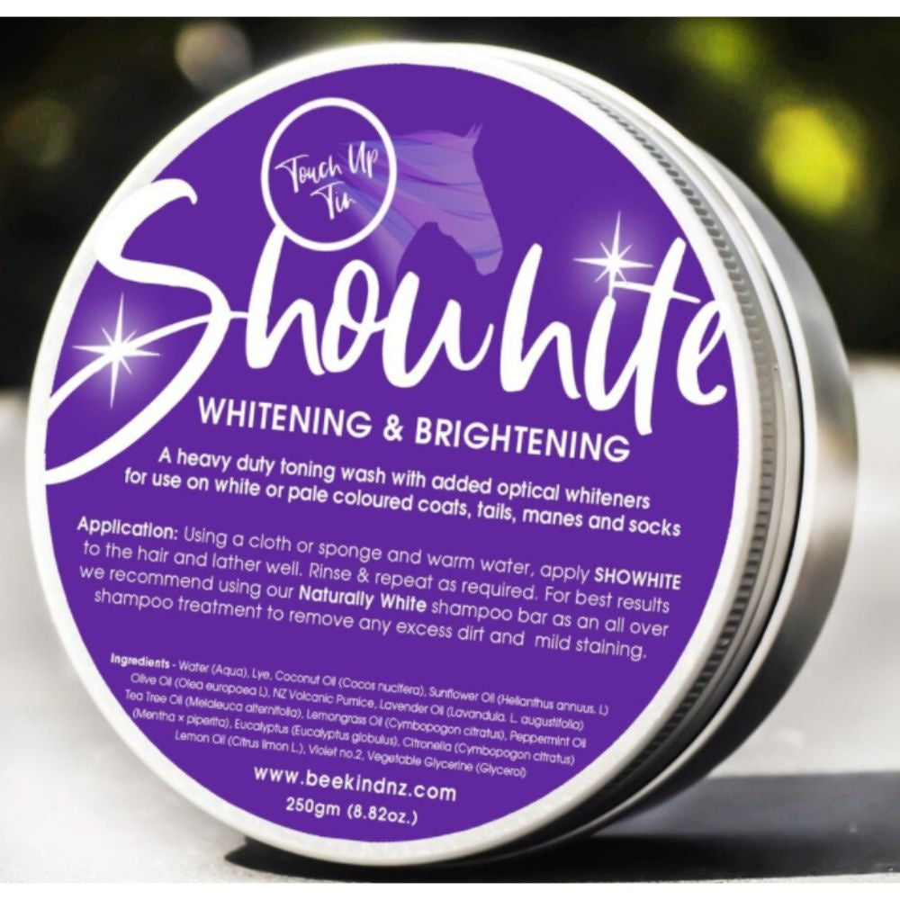 Bee Kind Showhite Whitening & Brightening Touch Up Tin