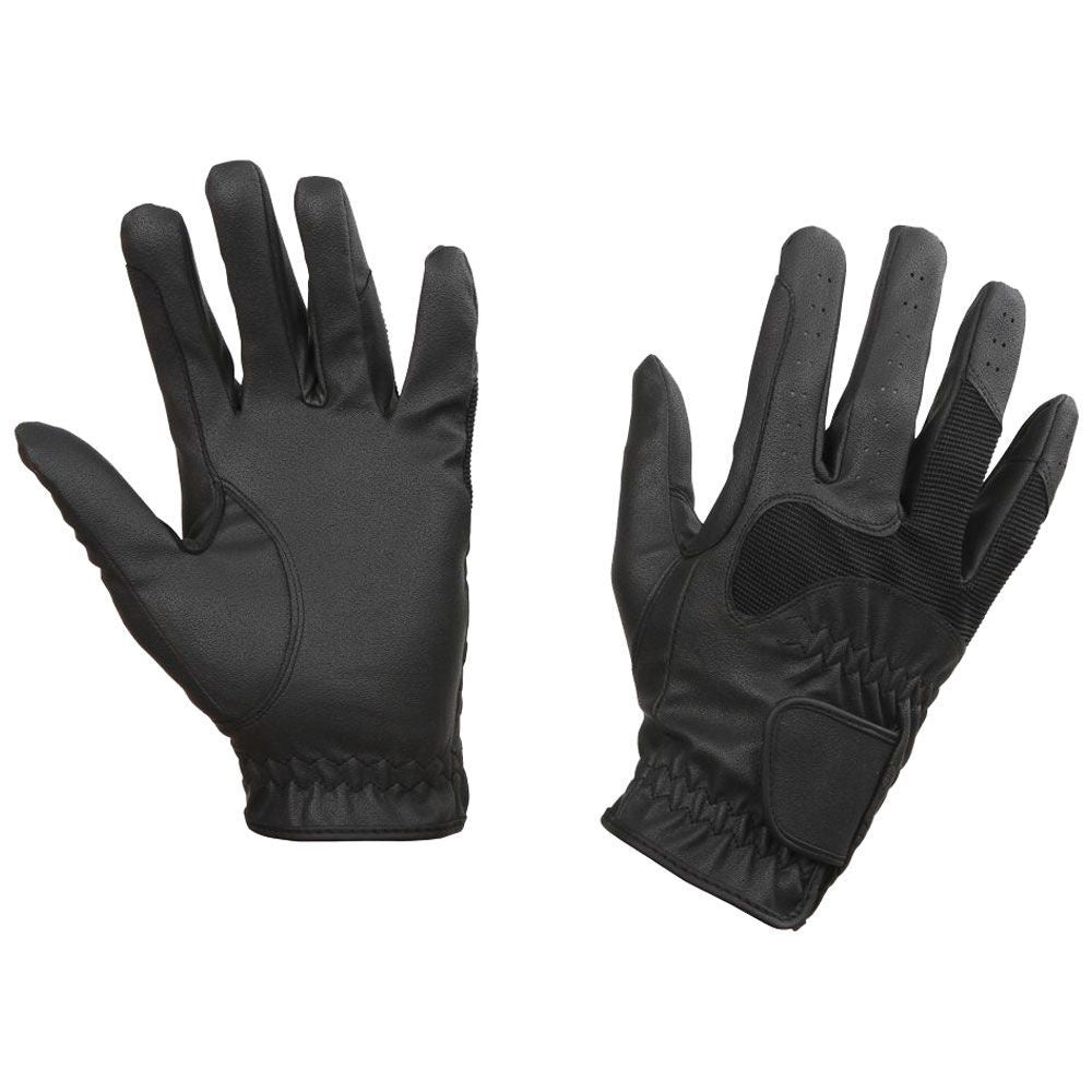 Covalliero Riding Gloves - Gloria - Black