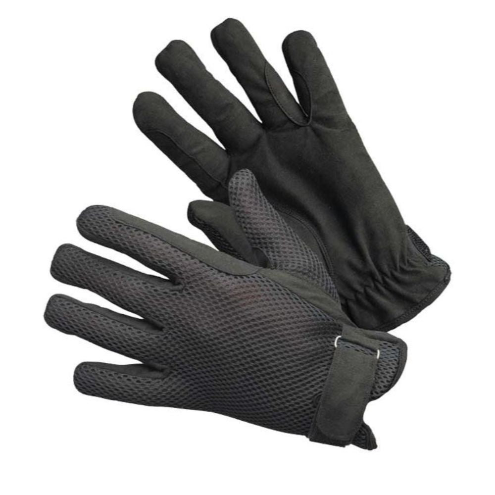 Jodz Airmesh Gloves Black