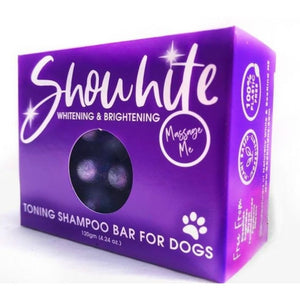 Bee Kind Showhite for Dogs