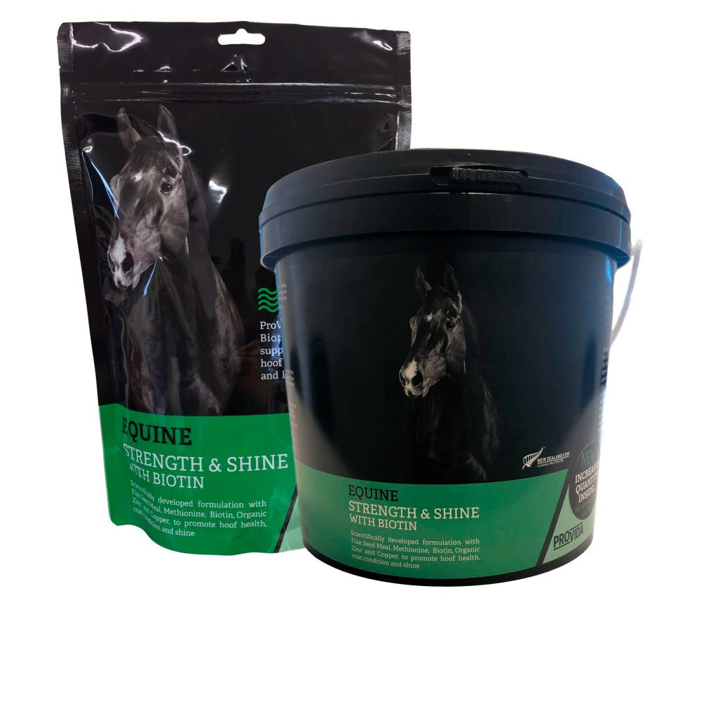 Provida Equine Strength and Shine with Biotin