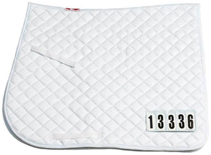 Competition Dressage Saddlecloth