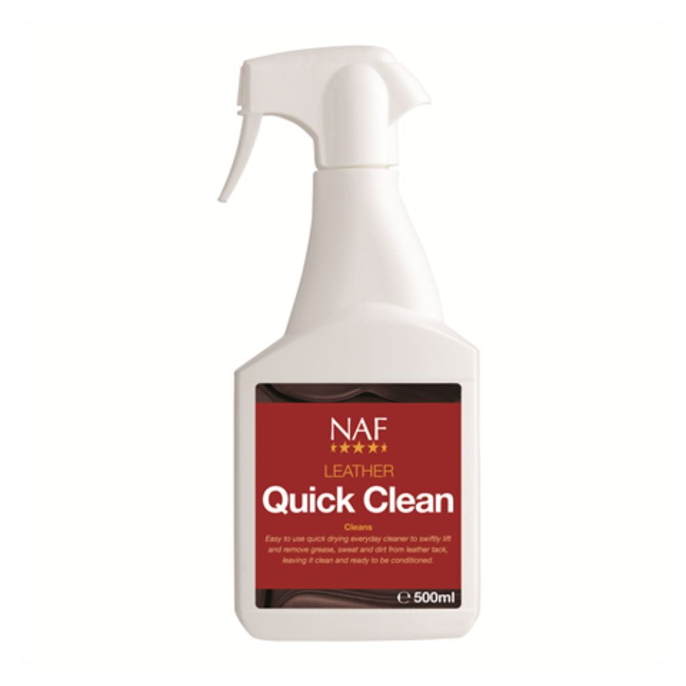 NAF Quick Cleaner Leather Spray 500ml