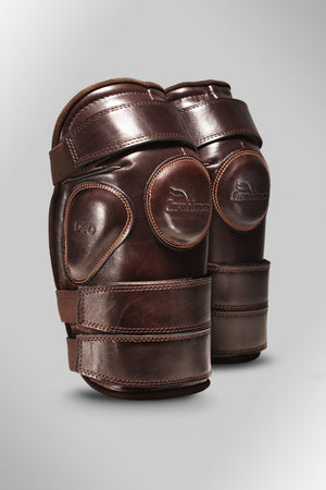 Casablanca d3o Knee Pads - Chocolate