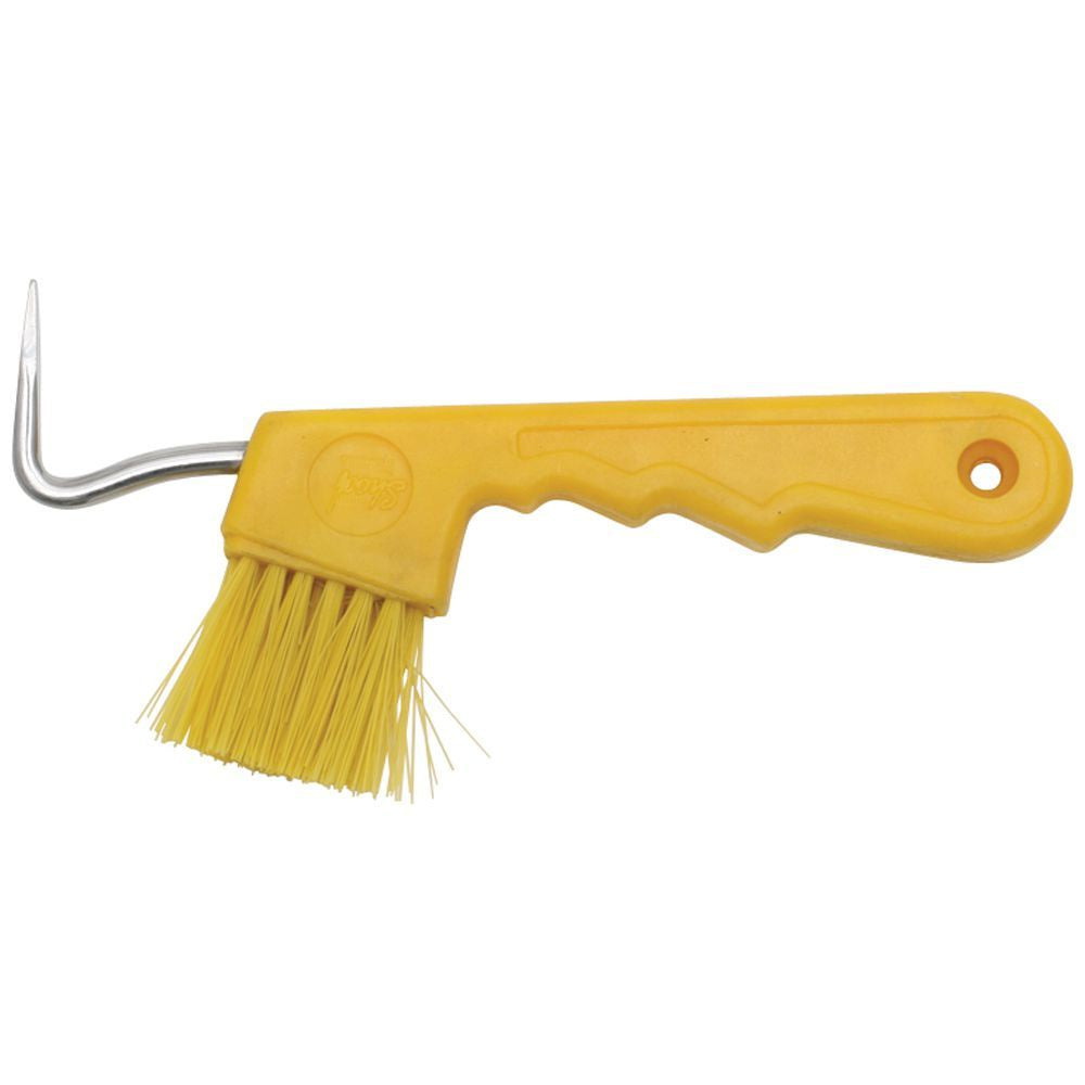 Hoof Pick and Brush Combination