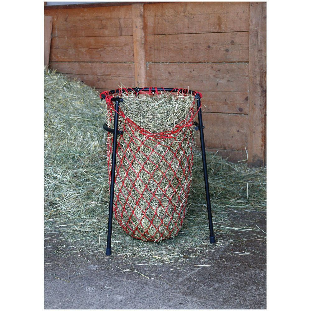 Hay Net Filling Aid