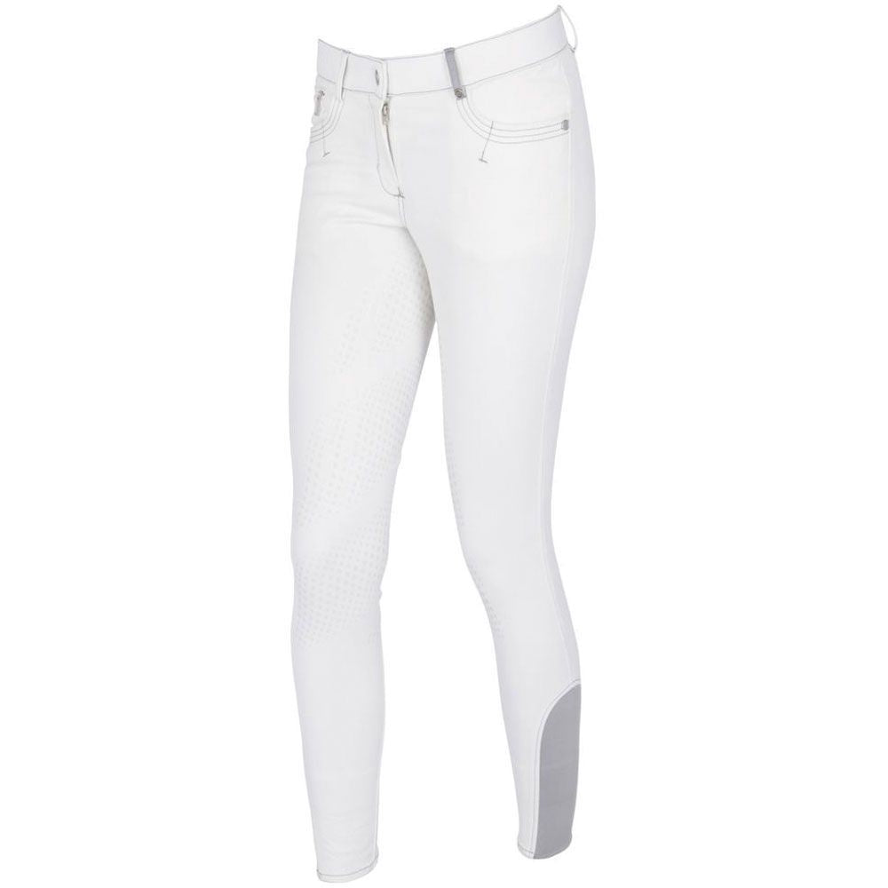 Covalliero White Riding Breech/Show Breech for Kids