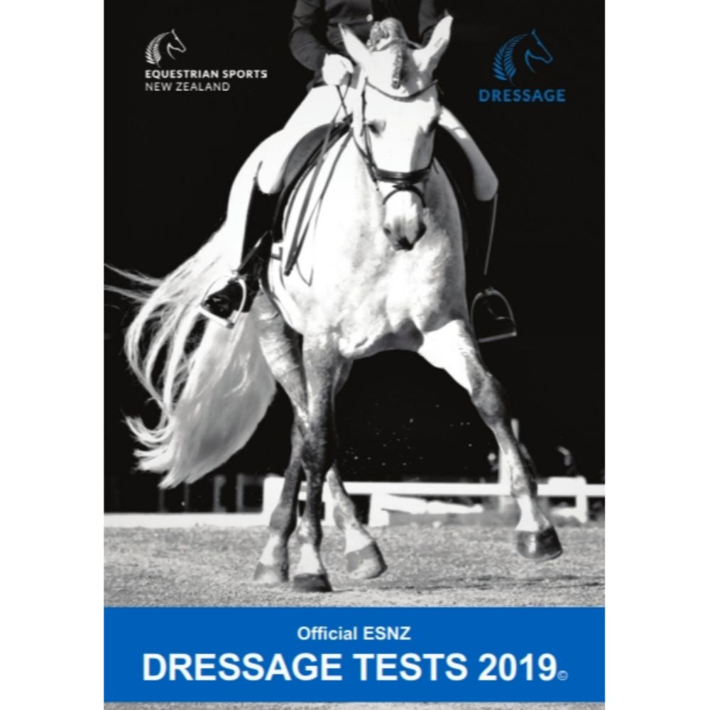 NZEF Official Dressage Tests (FEI) Version 2019
