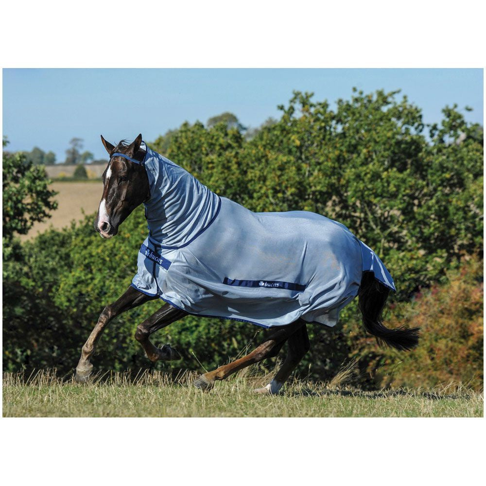 Bucas Rug Buzz Off Blue
