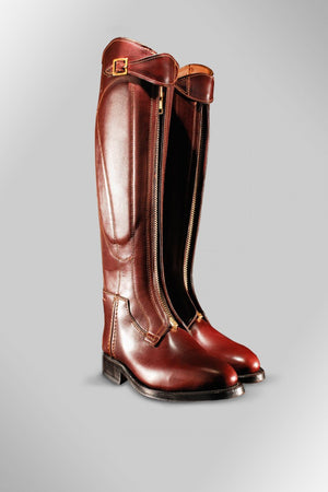 Casablanca Custom Made Triple Layer d3o Polo Boots