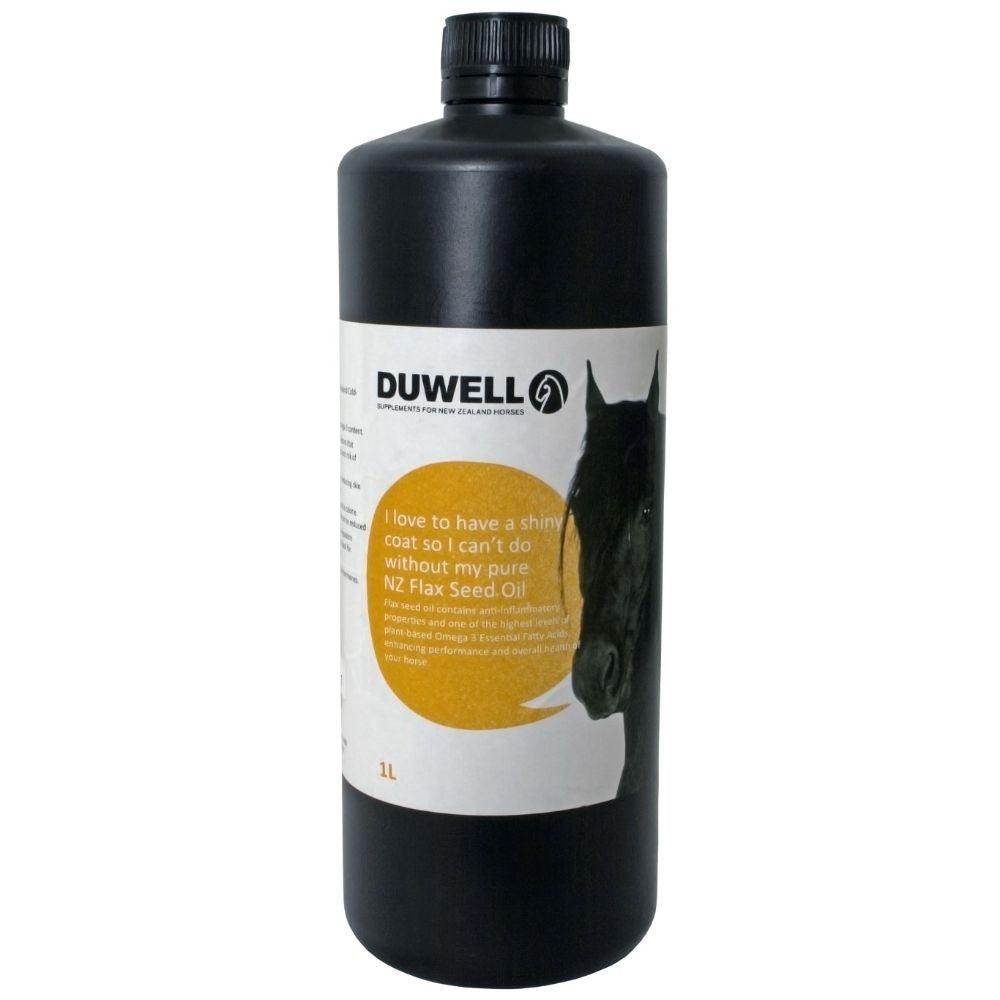 Duwell Flax Seed Oil for Horses