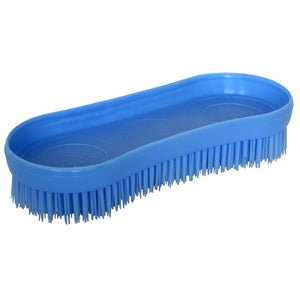 Blue Tag Oval Plastic Groomer