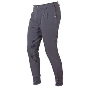 Cavallino Badminton Mens Breeches Grey