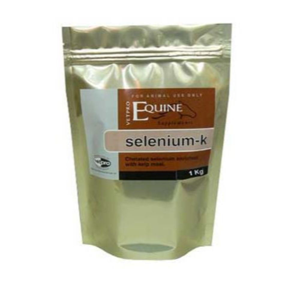 Vetpro Equine Supplements Selenium-K 1 kg