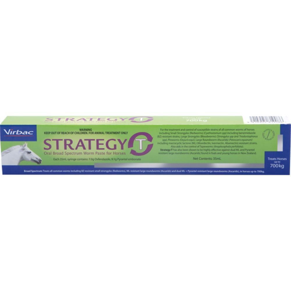 Strategy T Worming Paste