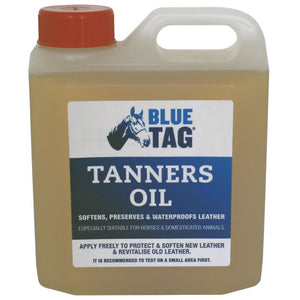 BT Tanners Oil