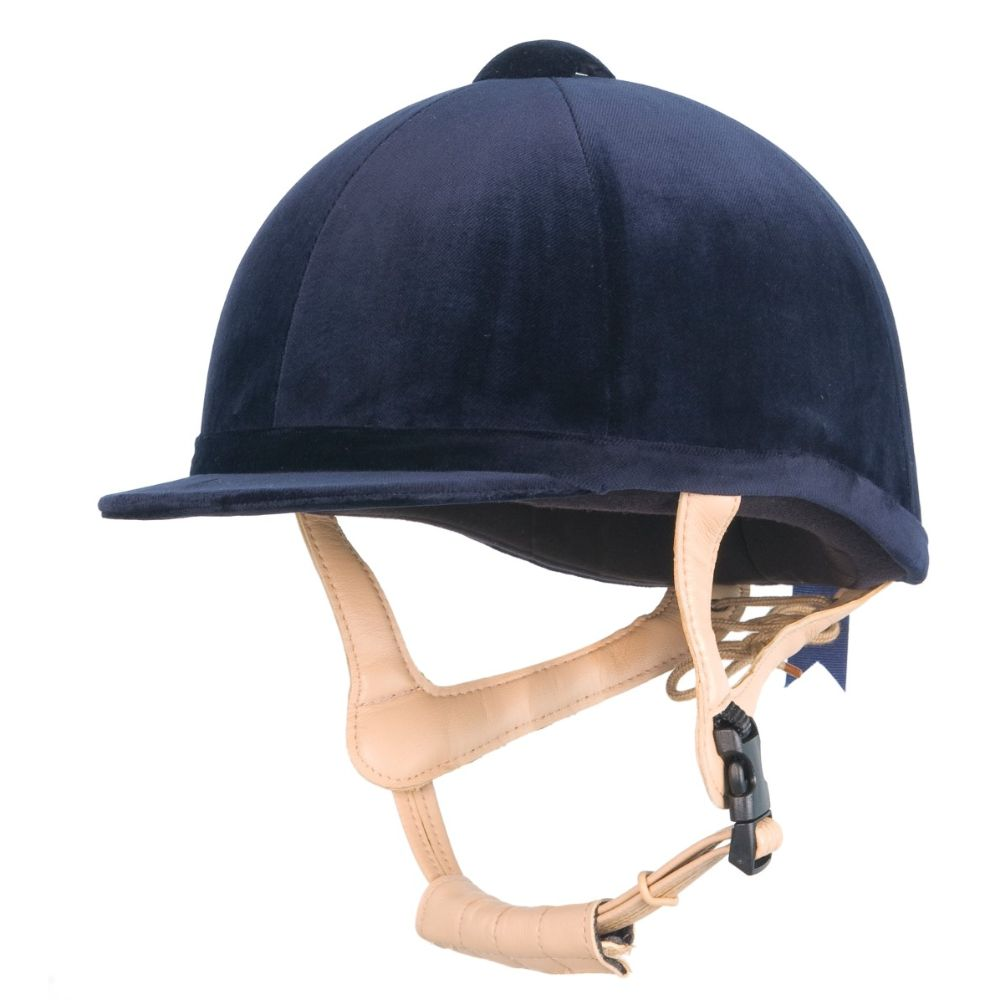 Champion Grand Prix Helmet Navy Blue