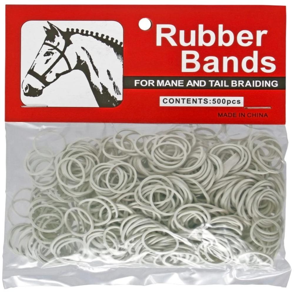 Roma Rubber Plaiting Band
