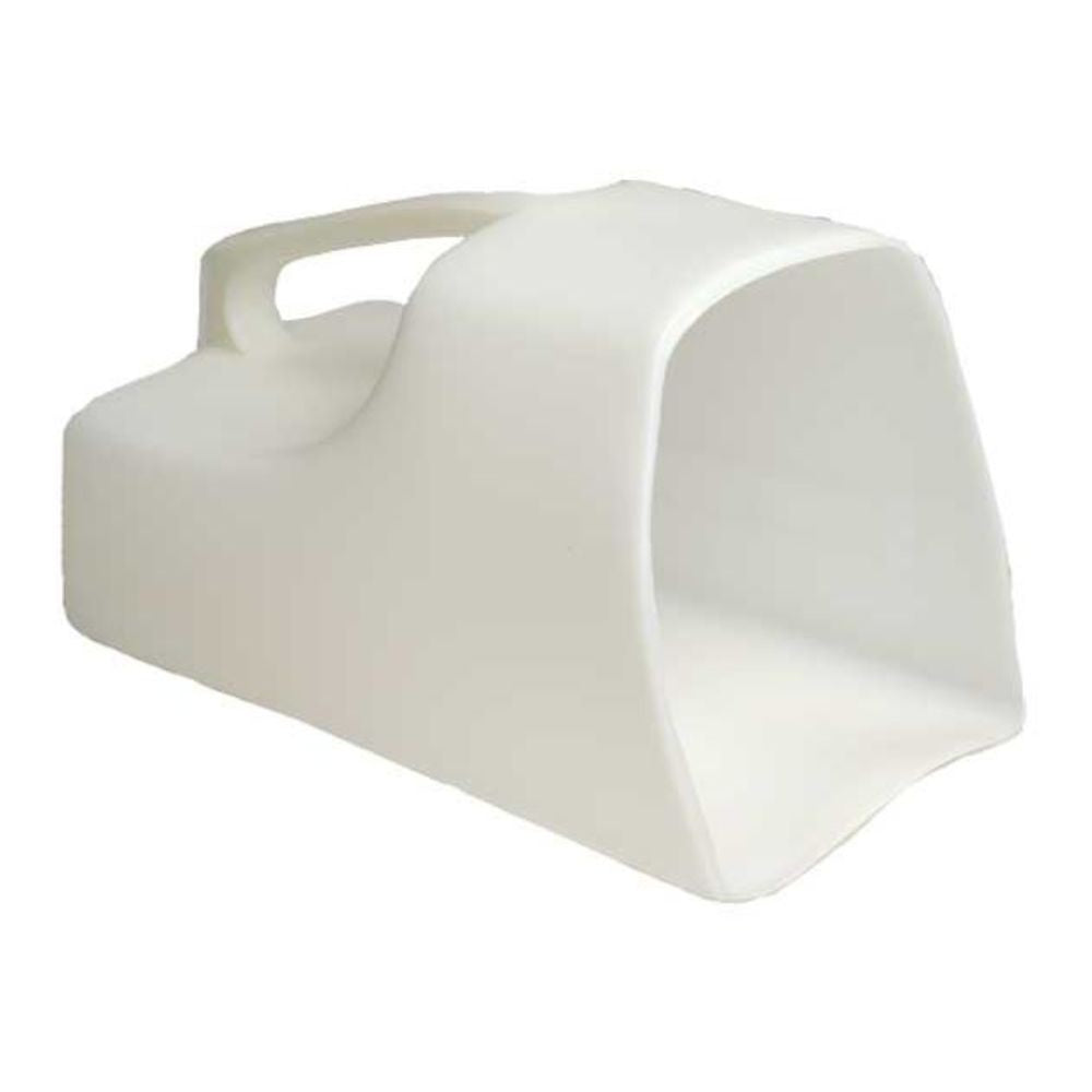3 Litre Feed Scoop - White