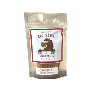 Big Reds Stable Snacks Mini 24 Piece Bag Carrot