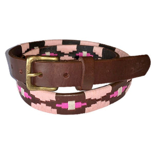 Gaucho Print Polo Belt - Various