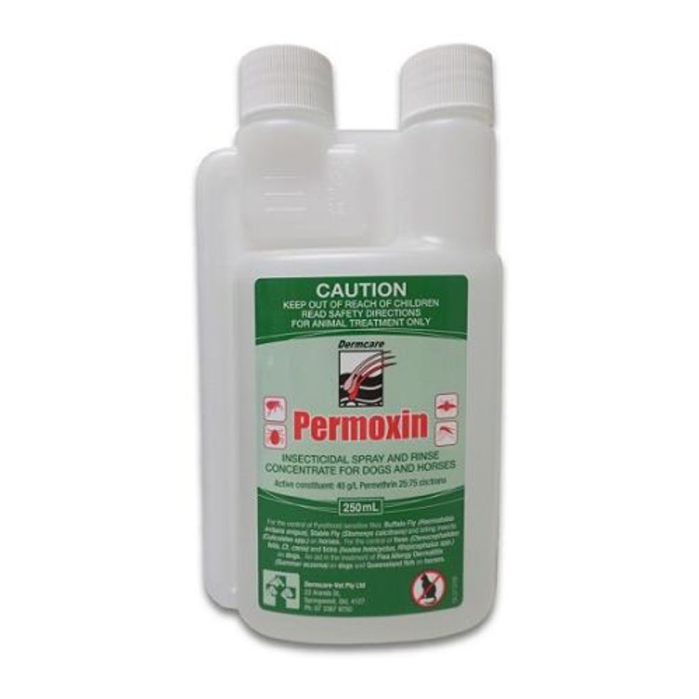 Permoxin Insecticidal Spray and Rinse Concentrate