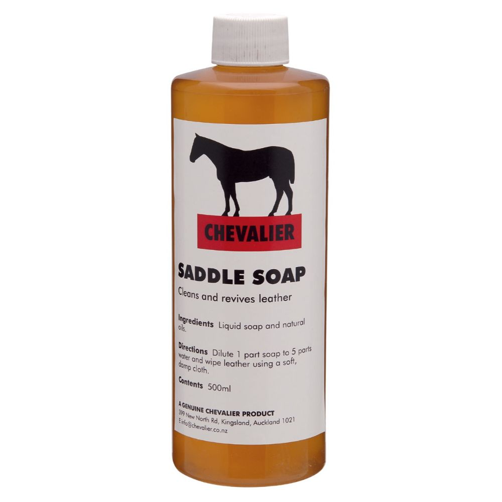 Chevalier Liquid Saddle Soap - Clevedon Saddlery