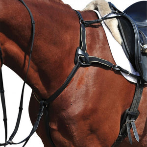 Collegiate 5 Point Breastplate - Full size only