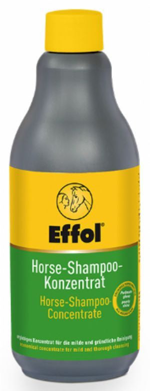 Effol 500ml Horse Shampoo Concentrate