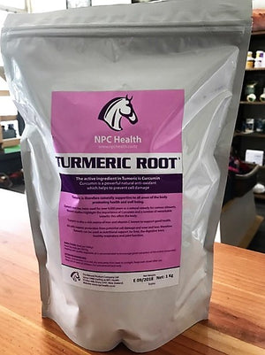 NPC Health Products Turmeric Root Powder