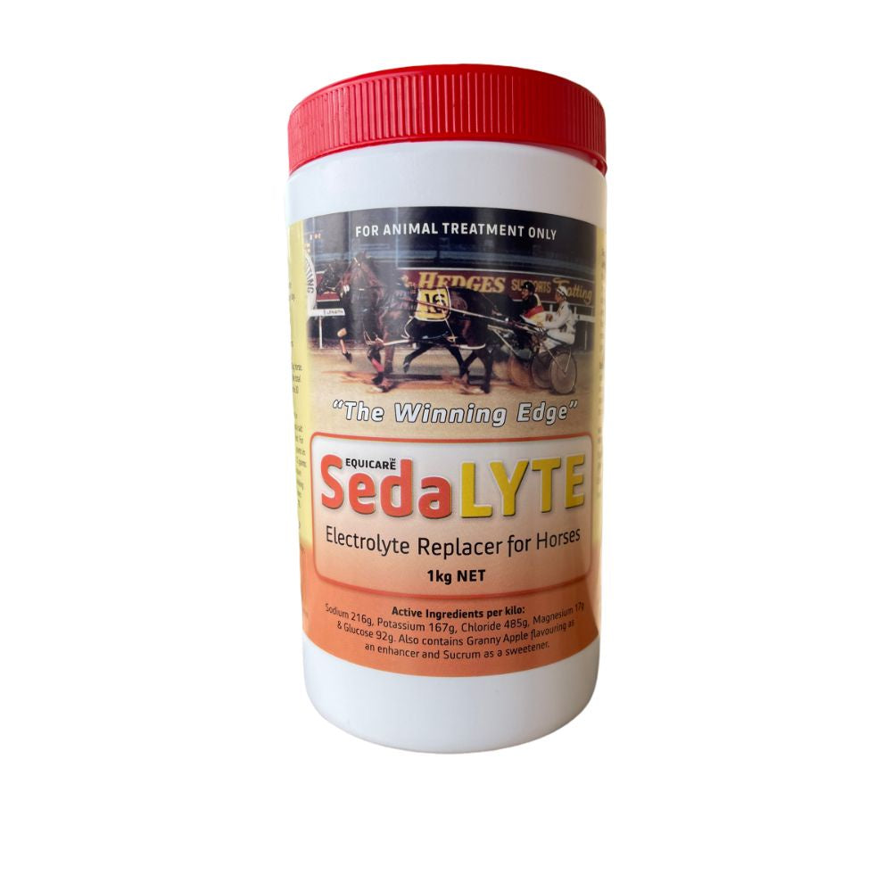 Sedalyte Electrolyte Replacer for Horses