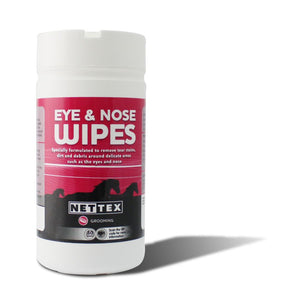Nettex Eye and Nose Wipes 50 Pack
